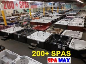 200 plus spas